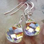 Swarovski Crystal Earrings,..