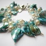 Mother of Pearl Bracelet, T..